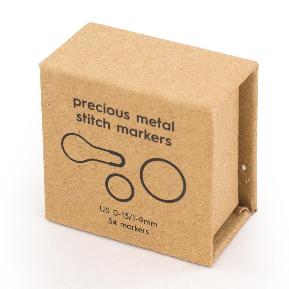 CocoKnits Precious Metal Stitch Marker