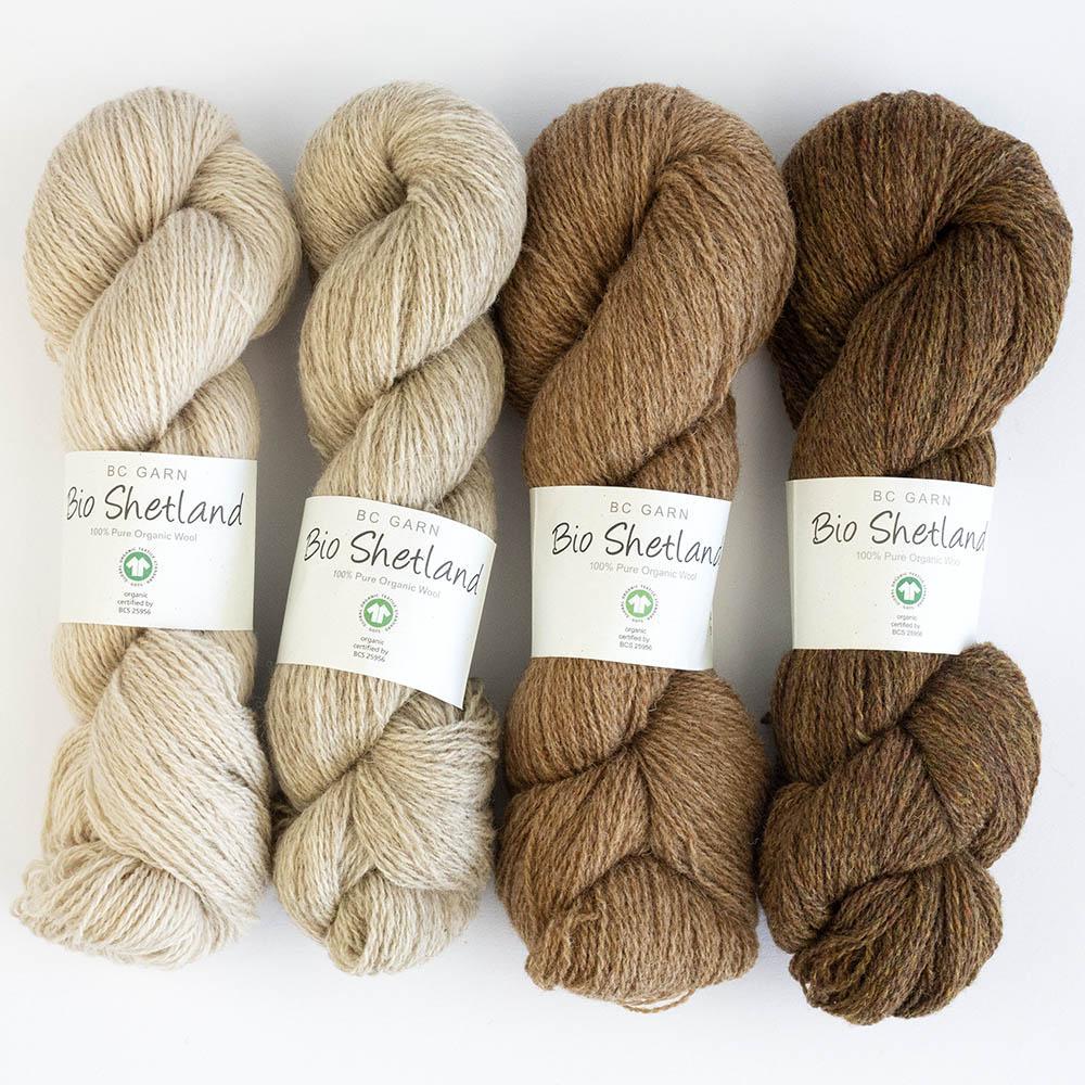 BC Garn Bio Shetland GOTS