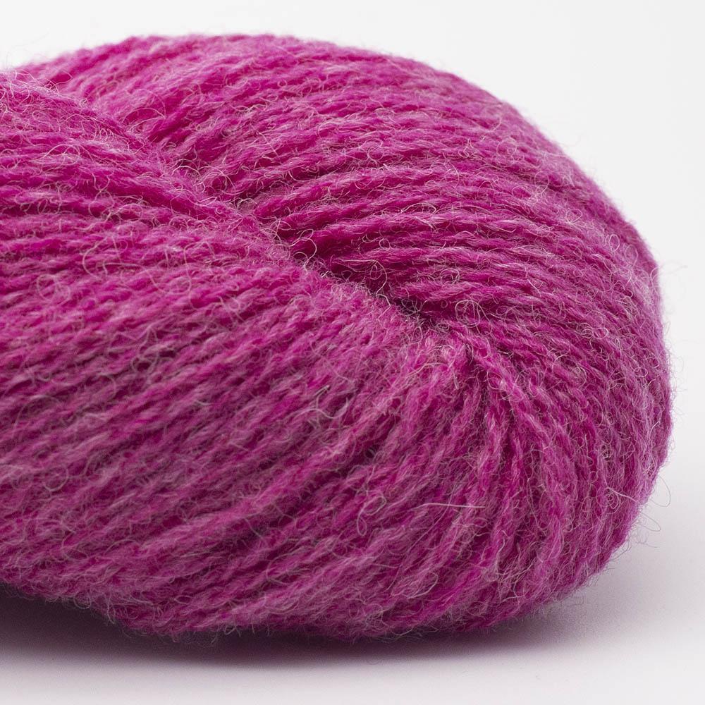 BC Garn Bio Shetland bright pink