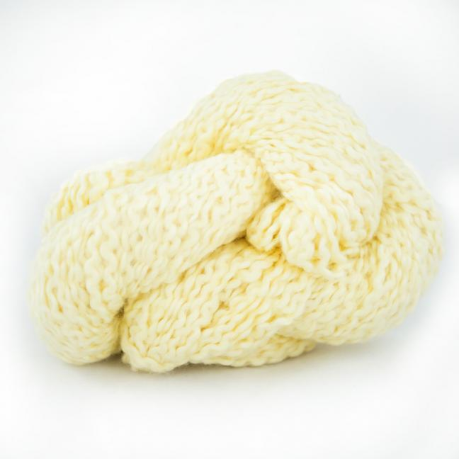 Kremke Soul Wool Andean Mist Cotton Flamme Banana Cream
