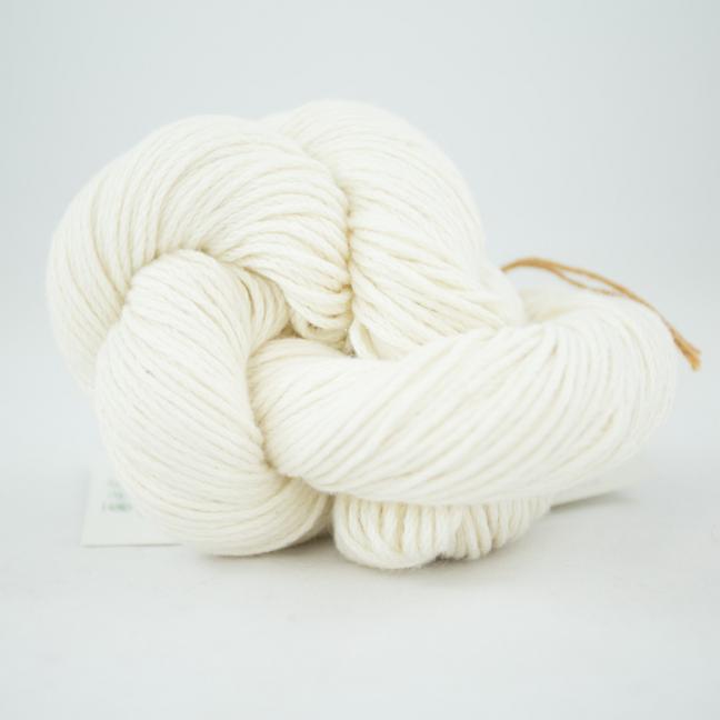 Kremke Soul Wool Pakucho Bomuld Grande Cablé  Natural