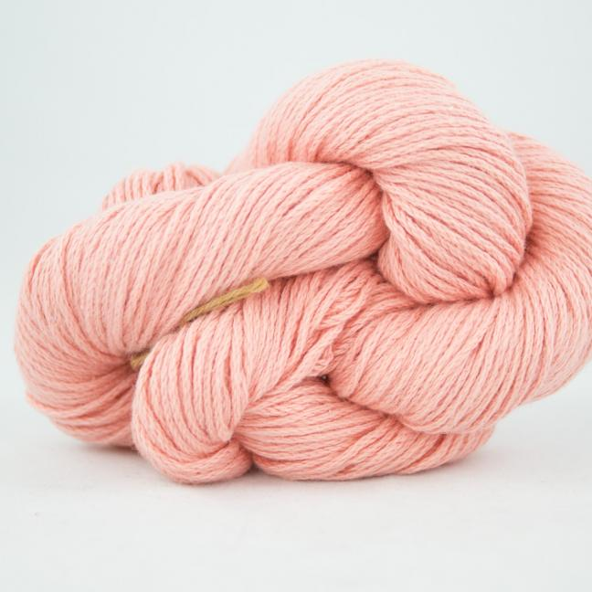 Kremke Soul Wool Pakucho Bomuld Grande Cablé Sahara Peach