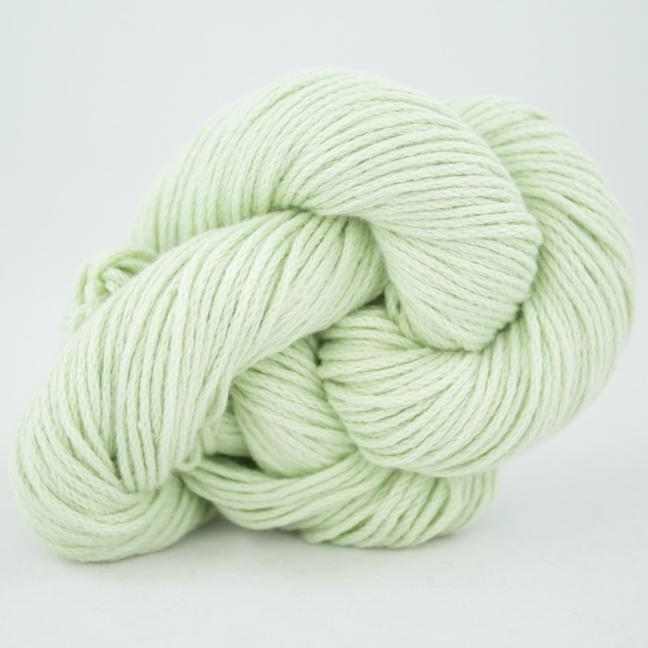 Kremke Soul Wool Pakucho Bomuld Grande Cablé Apple Mist