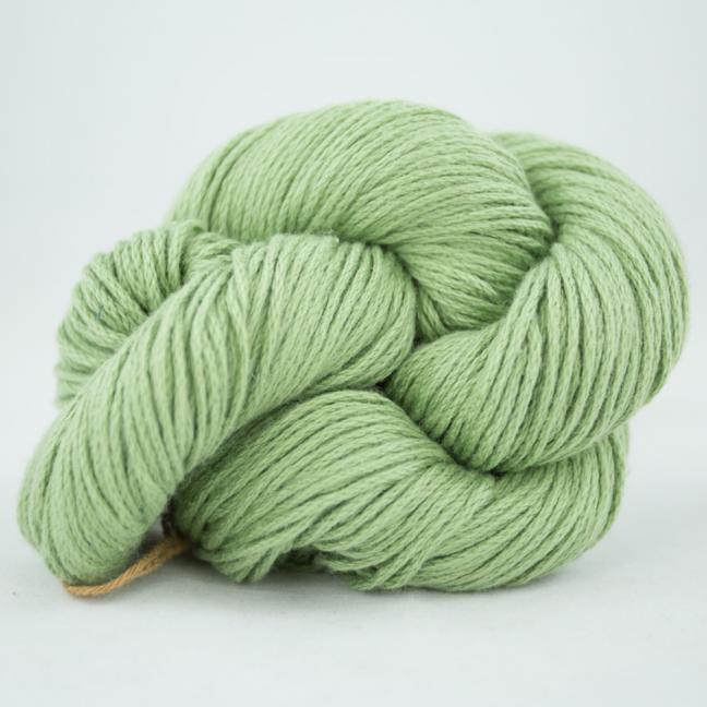 Kremke Soul Wool Pakucho Bomuld Grande Cablé Verde Spring