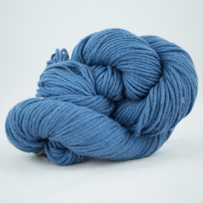 Kremke Soul Wool Pakucho Bomuld Grande Cablé Mood Indigo