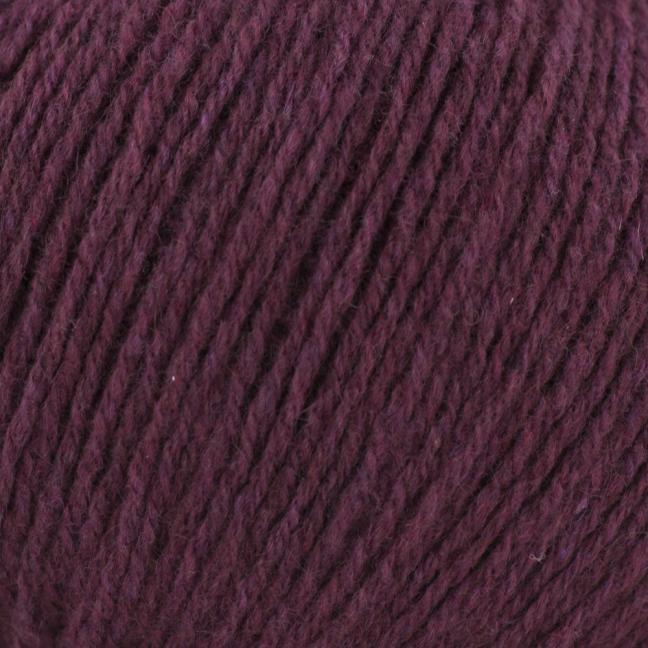 Kremke Soul Wool Eco Kashmir Bordeauxrot