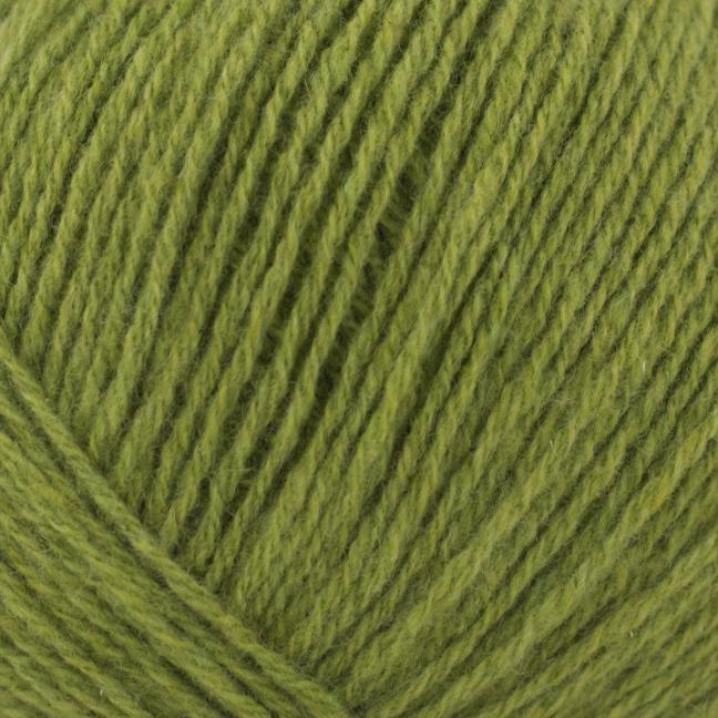 Kremke Soul Wool Eco Kashmir Grasgrün