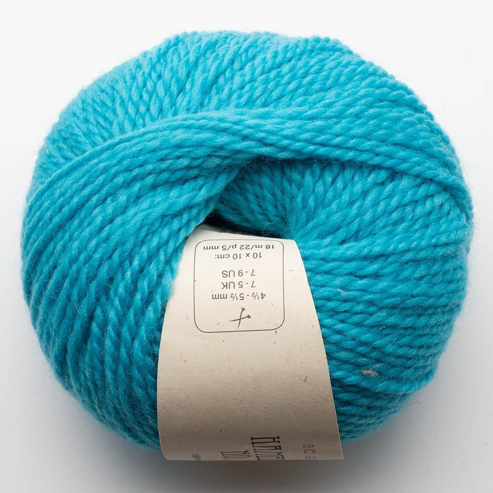 BC Garn Hamelton 1 turquoise