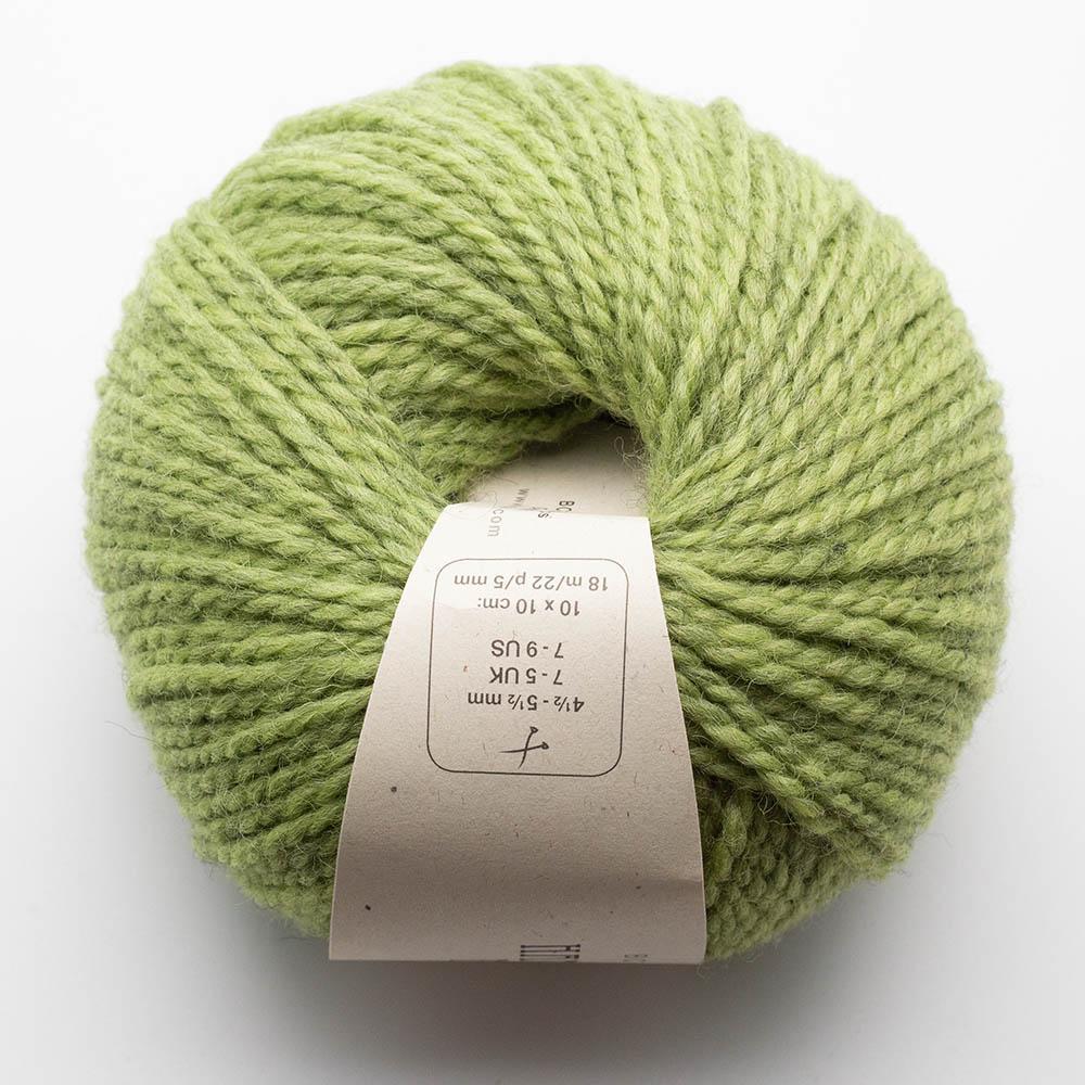 BC Garn Hamelton 1 poplet green