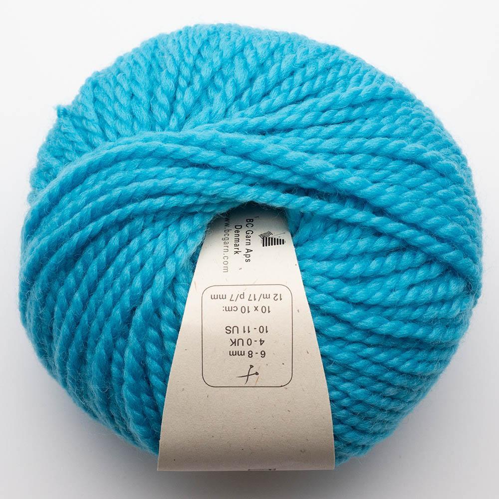 BC Garn Hamelton 2 turquoise