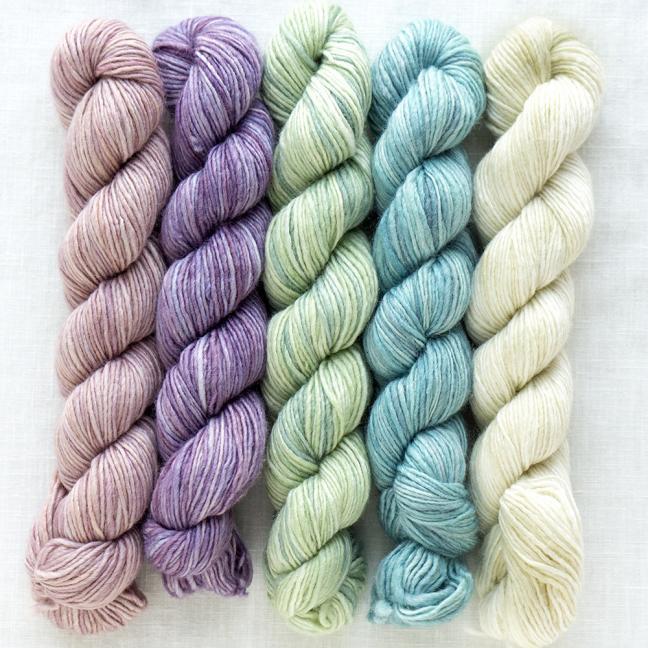 Manos del Uruguay Silk Blend Fino minis Henrietta