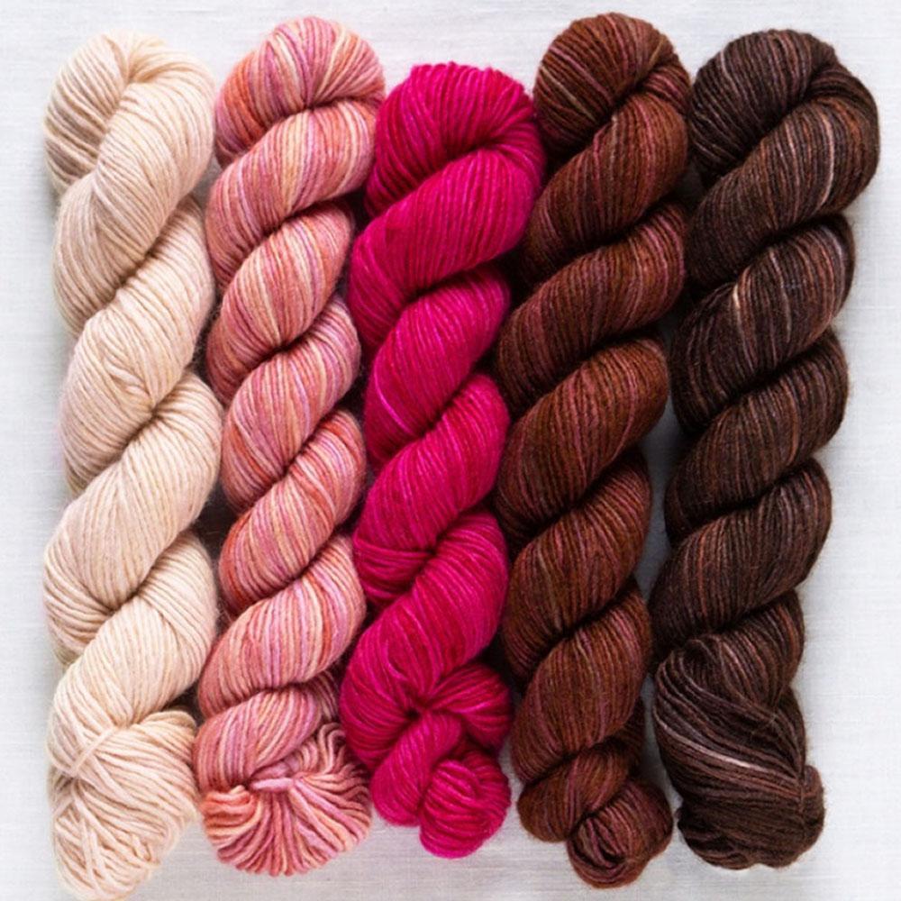 Manos del Uruguay Silk Blend Fino minis Maud
