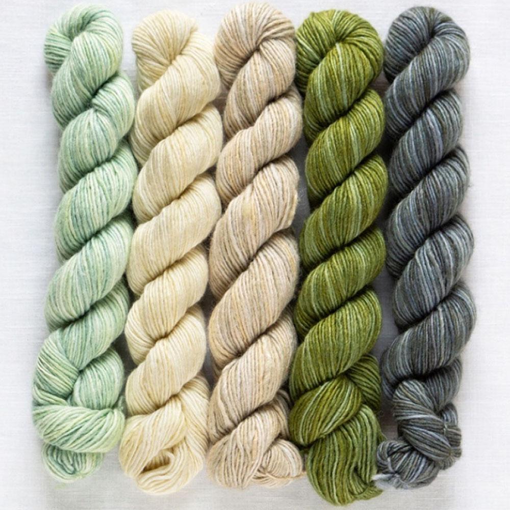 Manos del Uruguay Silk Blend Fino minis Ophelia