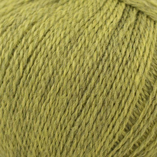 BC Garn Yorkshire Messinggrün