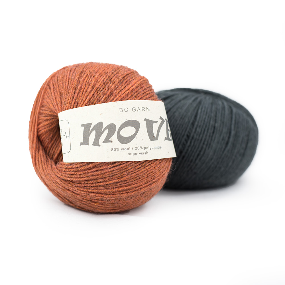 BC Garn Move Sock superwash