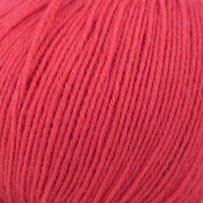 BC Garn Move Sock superwash kardinalsrot