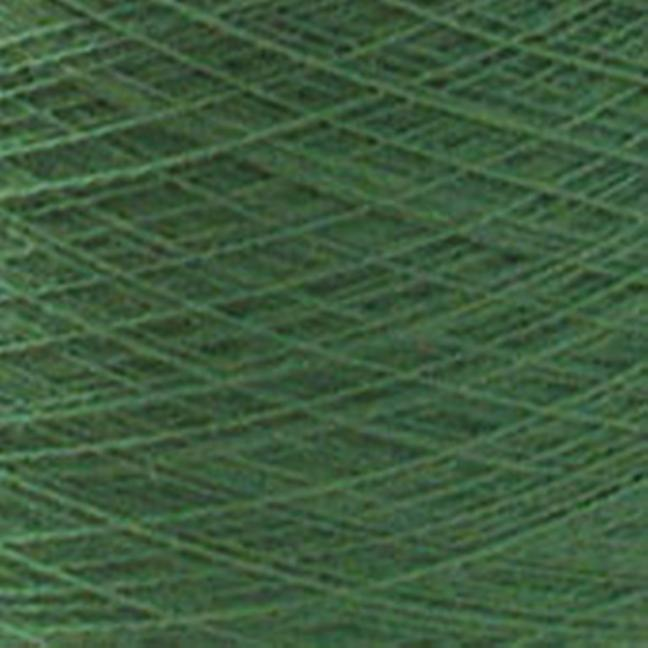 BC Garn Merino Kammgarn 25/2 auf 400g Kone grün