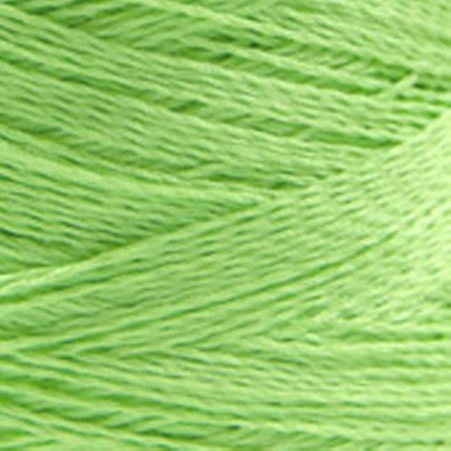 BC Garn Luxor mercerized Cotton 200g Kone limette