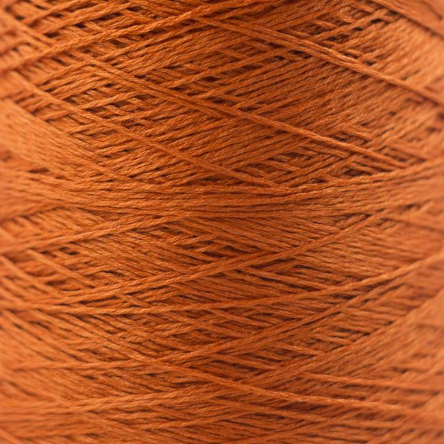 BC Garn Luxor mercerized Cotton 200g Kone rost