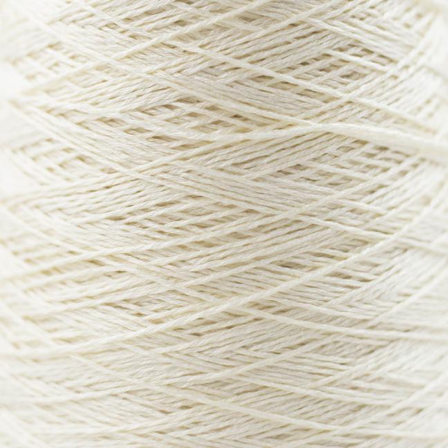 BC Garn Luxor mercerized Cotton 8/2 200g Kone eierschale