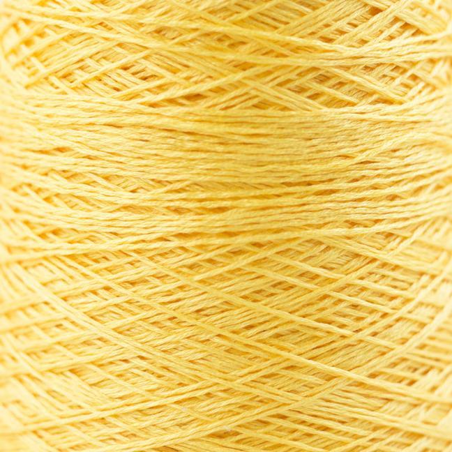 BC Garn Luxor mercerized Cotton 200g Kone sonnengelb