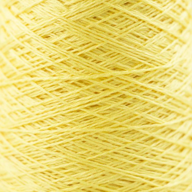 BC Garn Luxor mercerized Cotton 200g Kone zitrone