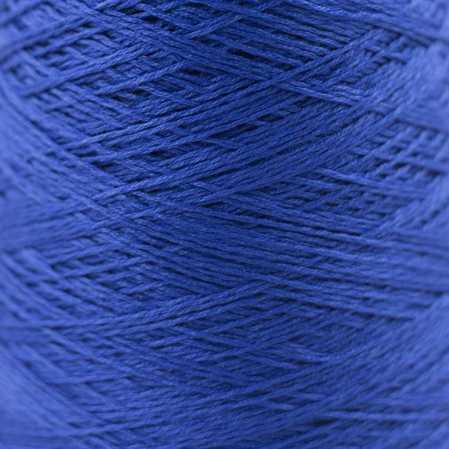 BC Garn Luxor mercerized Cotton 200g Kone royalblau