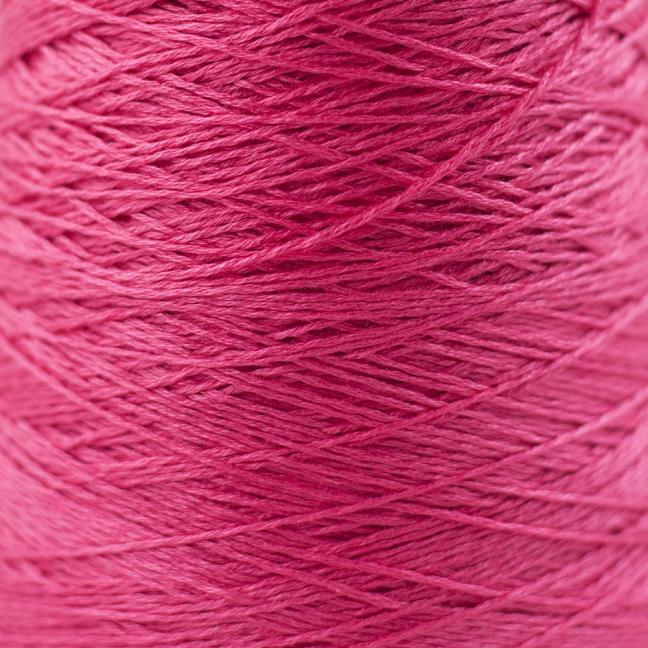 BC Garn Luxor mercerized Cotton 200g Kone magenta