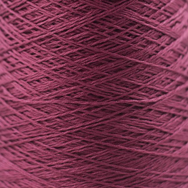 BC Garn Luxor mercerized Cotton 200g Kone bordeaux
