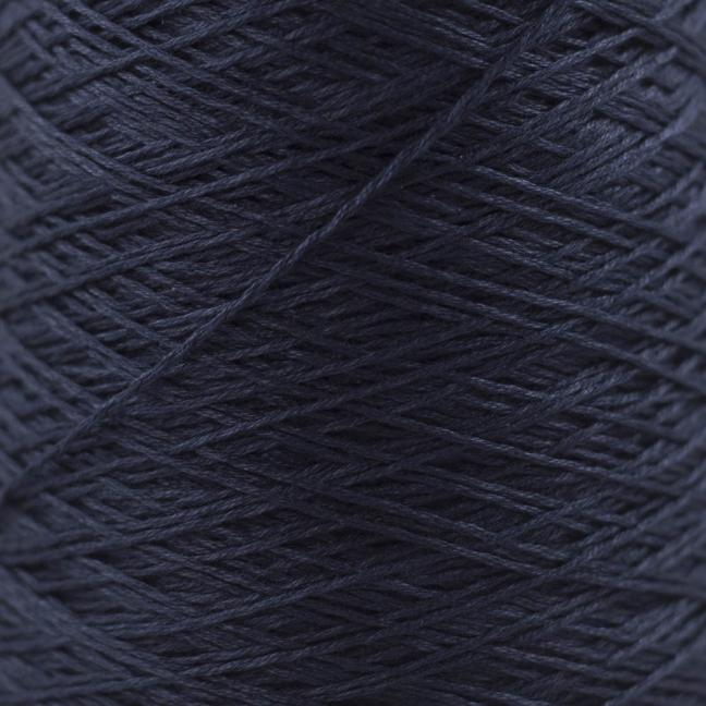 BC Garn Luxor mercerized Cotton 200g Kone schwarz