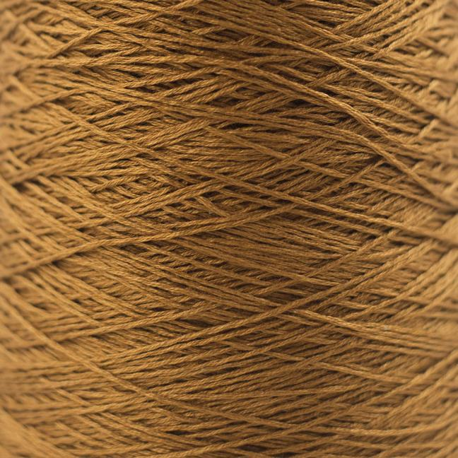 BC Garn Luxor mercerized Cotton 200g Kone bronze
