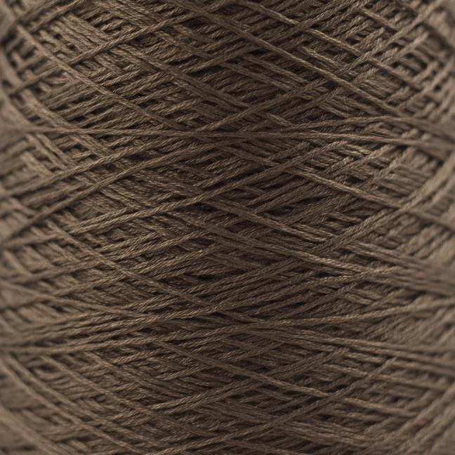 BC Garn Luxor mercerized Cotton 200g Kone schoko