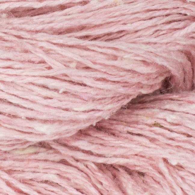 BC Garn Sarah Tweed auf Konen rosa