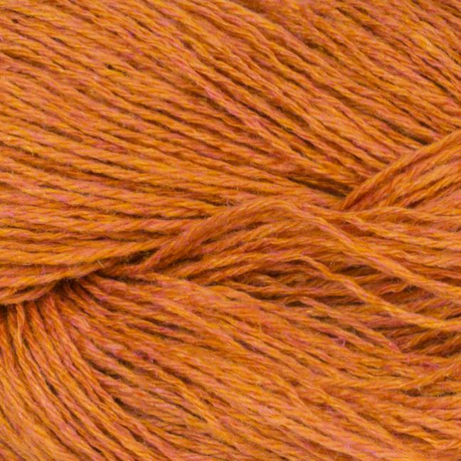 BC Garn Colori auf 900g-Konen orange