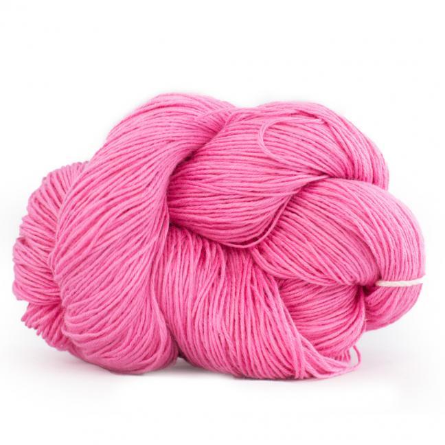 BC Garn Alba Fino auf 250g Konen pink