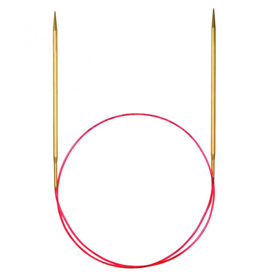 Addi Rundpinde 755-7 og 714-7 med ekstra lange spidser  1,5mm_80cm