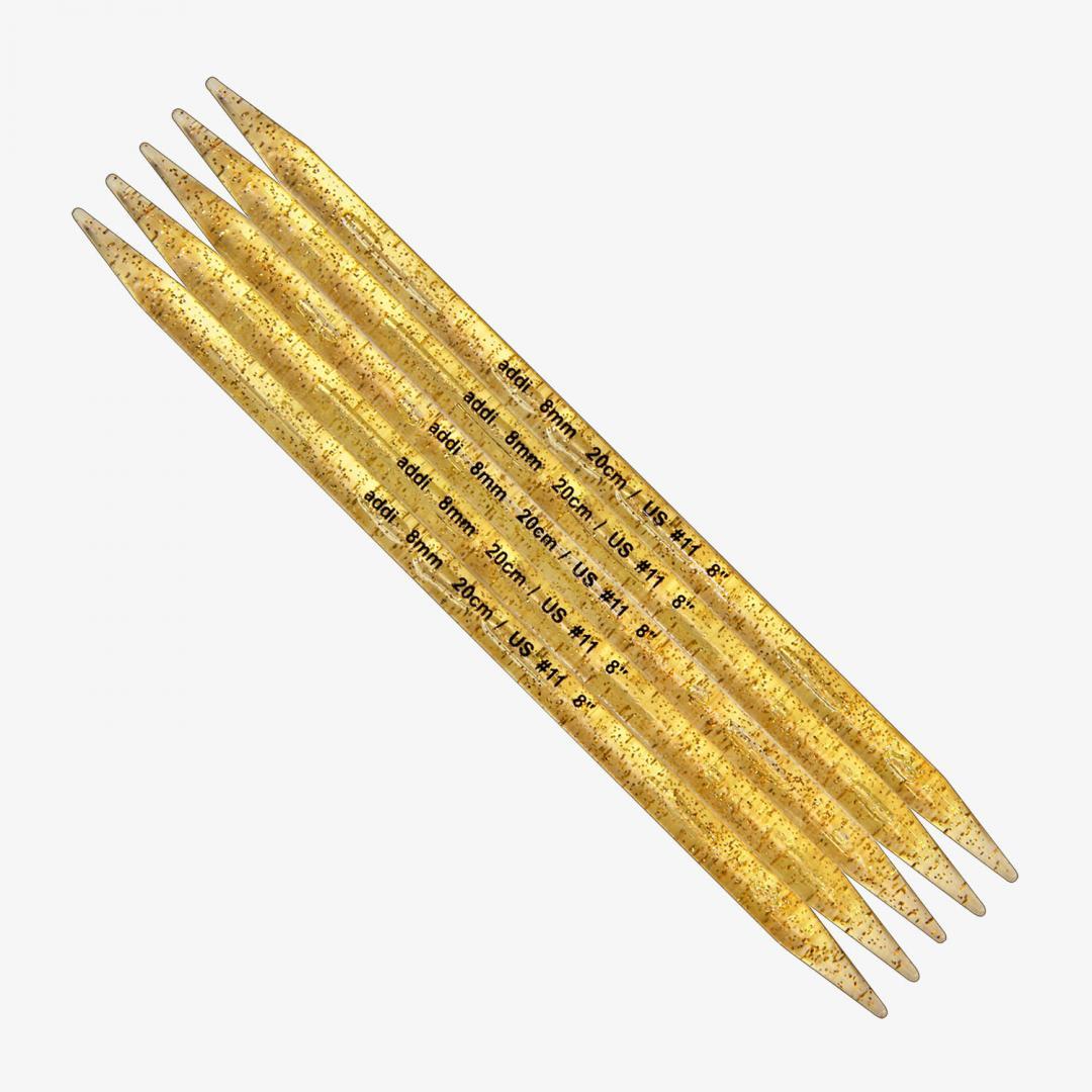 Addi Addi Strømpepinde Plast 401-7 10mm