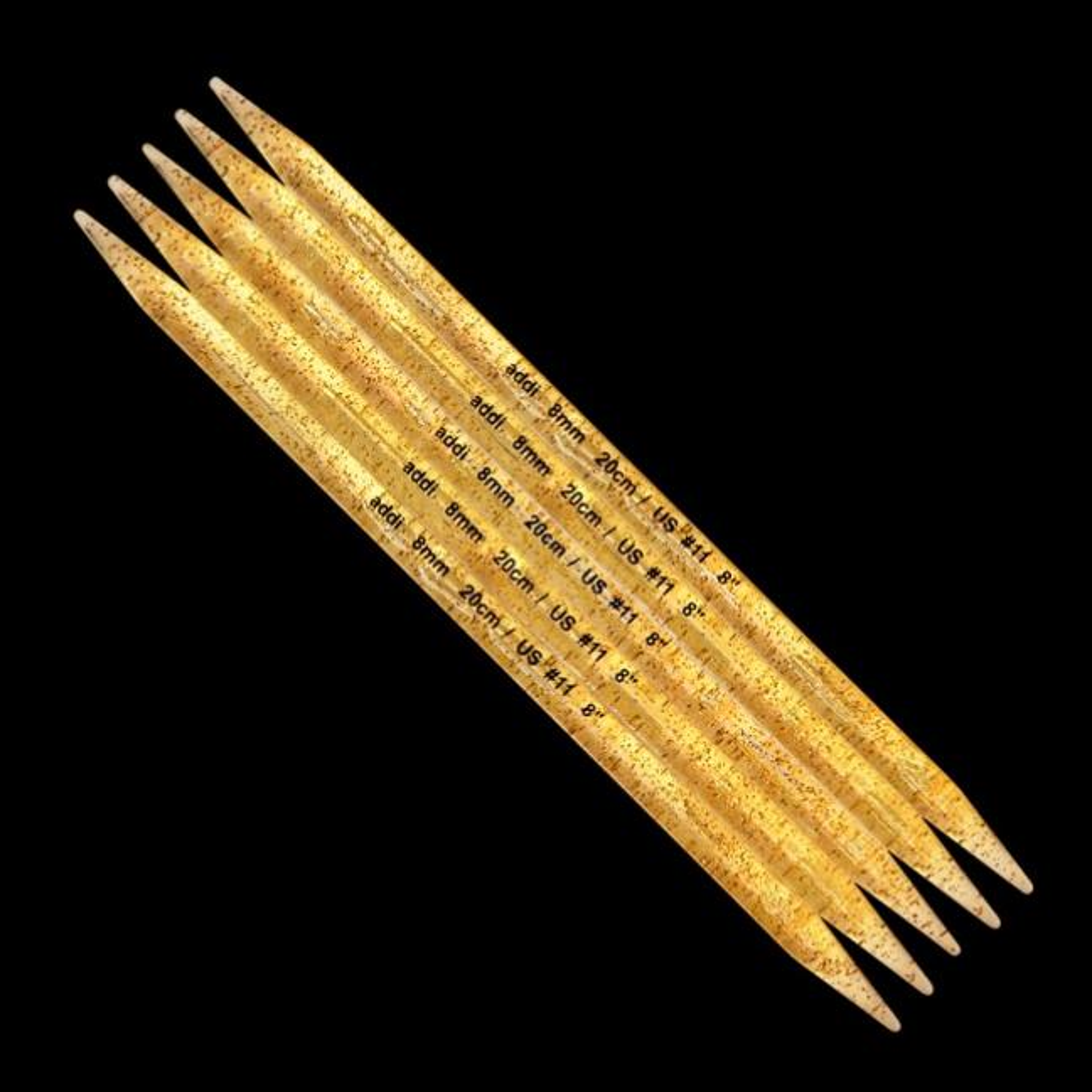 Addi Addi Strømpepinde Plast 401-7 9mm