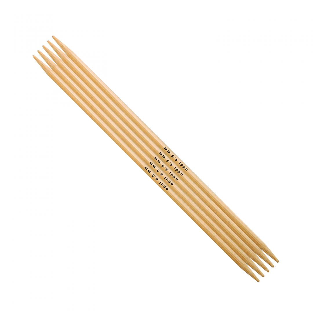 Addi Addi bambus strikkepinde 501-7  2mm_15cm