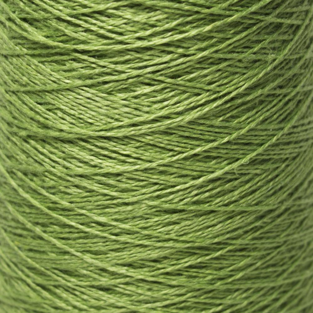 BC Garn Linen 16/2 on 200g cones  Zitronengelb