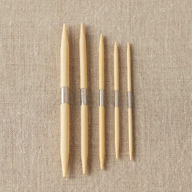 CocoKnits Bambus kabelnåle Mix