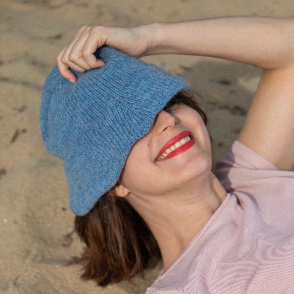 BC Garn Whale Hat