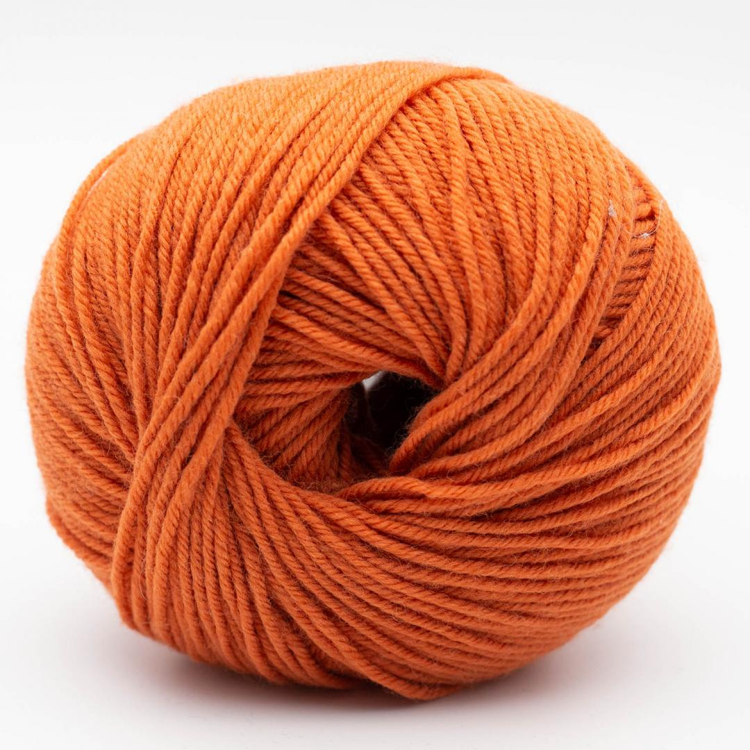 Kremke Soul Wool Bebe Soft Wash Burnt Orange