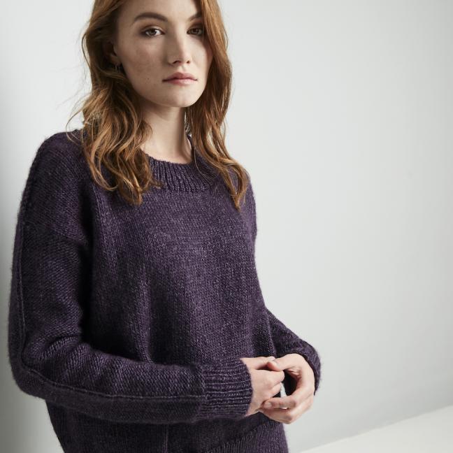 Erika Knight Einzelanleitungen/Patterns Wild Wool Kemp Town Englisch