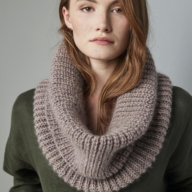 Erika Knight Einzelanleitungen/Patterns Wild Wool Runswick Englisch
