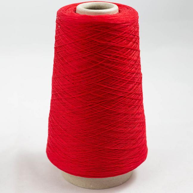 BC Garn Luxor Fino mercerized Cotton 30/2 200g Kone Kirschrot