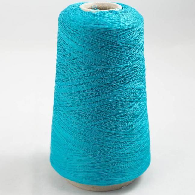 BC Garn Luxor Fino mercerized Cotton 30/2 200g Kone Wasser