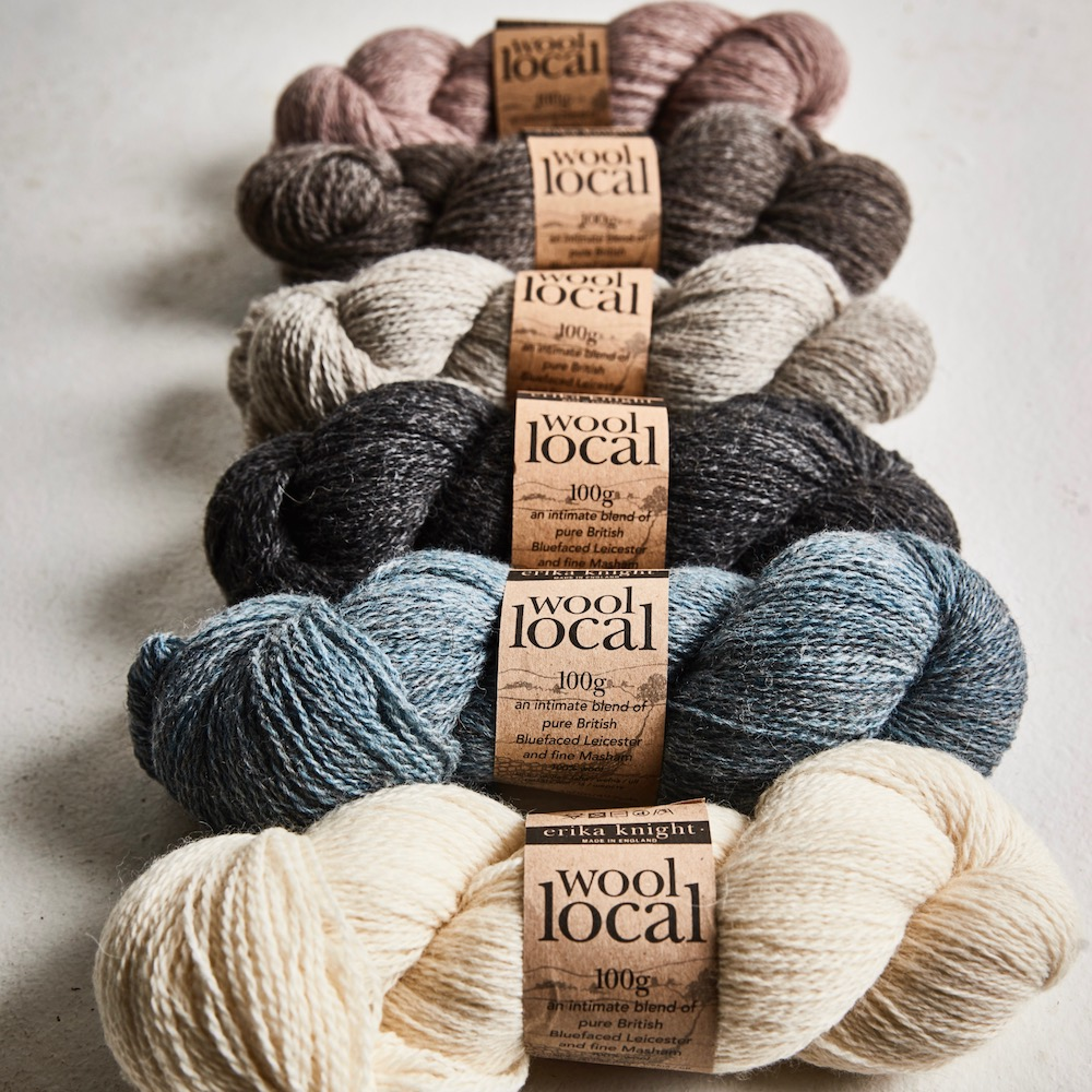 Erika Knight Wool Local 100g
