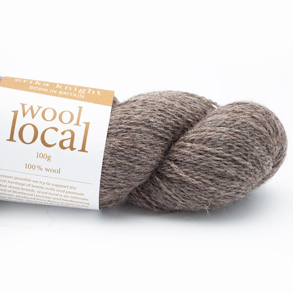 Erika Knight Wool Local Ted Brown