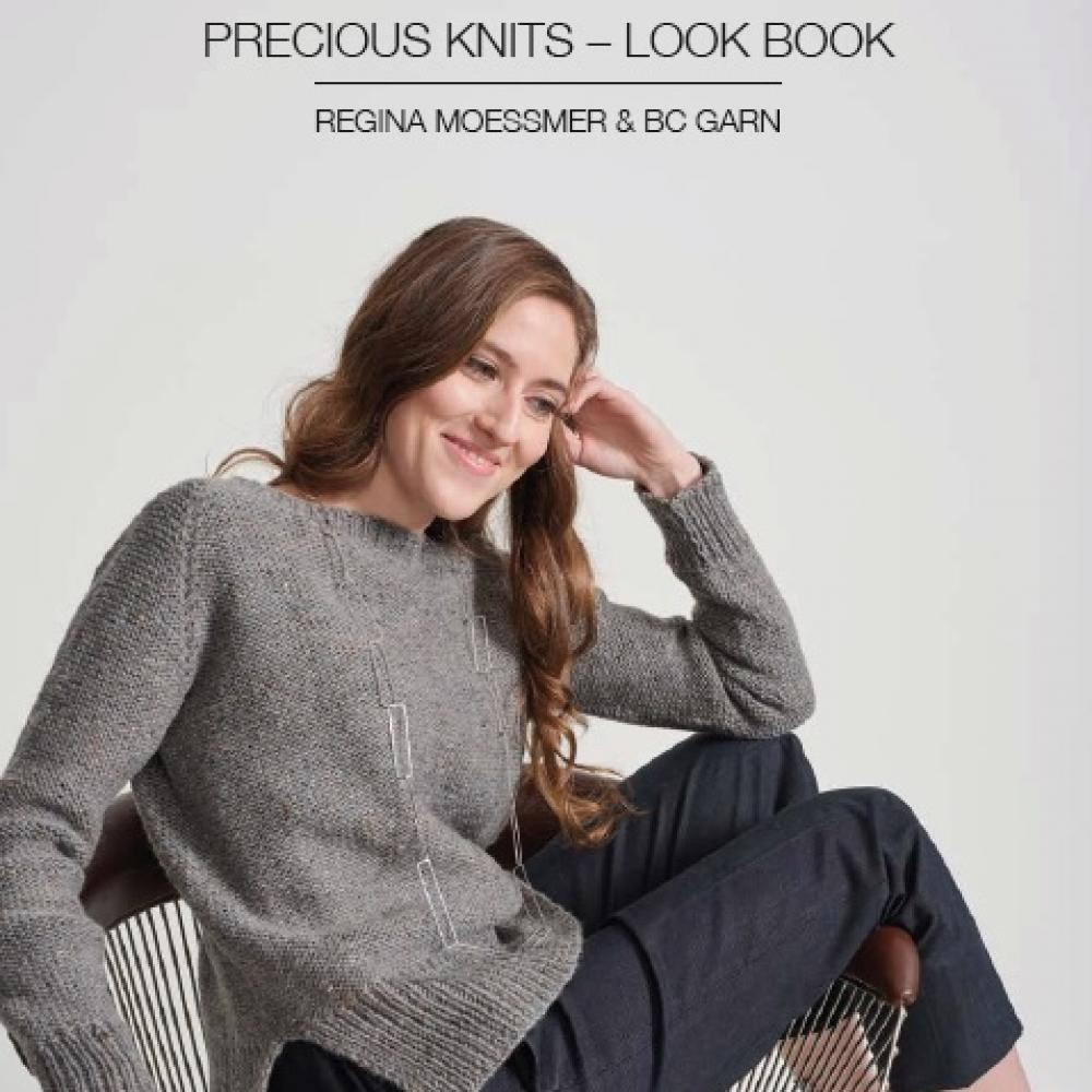div. Buchverlage Precious Knits by Regina Moessmer - Lookbook
